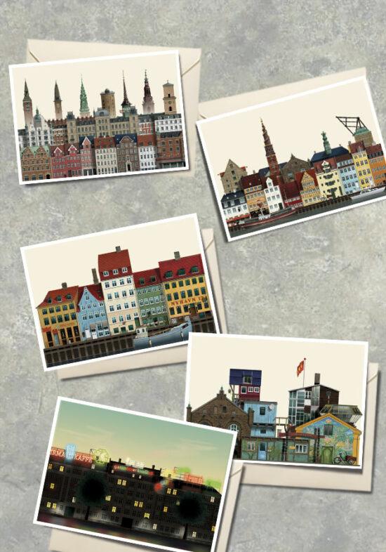 cards by Martin Schwartz