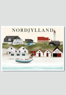 Nordjylland by Martin Schwartz