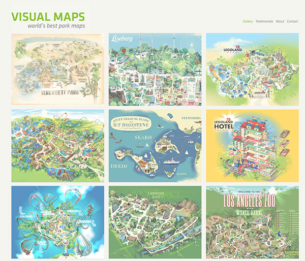 Visual Maps