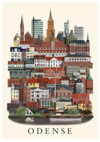 Odense-poster-by-Martin-Schwartz