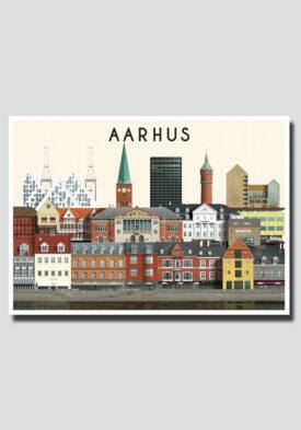 Odense.postcard.MartinSchwartz