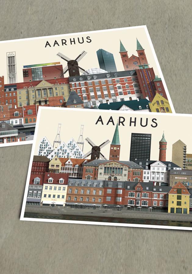 Aarhus.postcard.MartinSchwartz-1