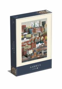 Aarhus jigsaw puzzle from Martin Schwartz