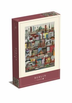 Berlin jigsaw puzzle from Martin Schwartz