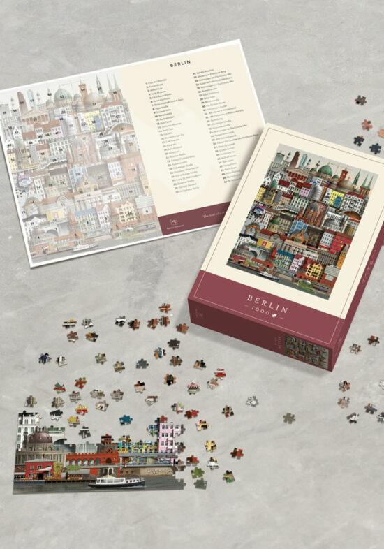 berlin jigsaw puzzle by Martin Schwartz