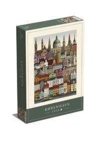 København jigsaw puzzle from Martin Schwartz
