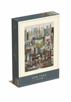 New York jigsaw puzzle from Martin Schwartz