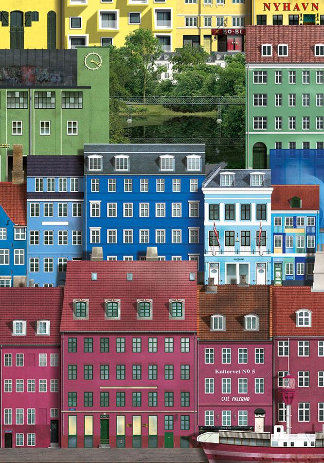 Copenhagen2021 poster by Martin Schwartz