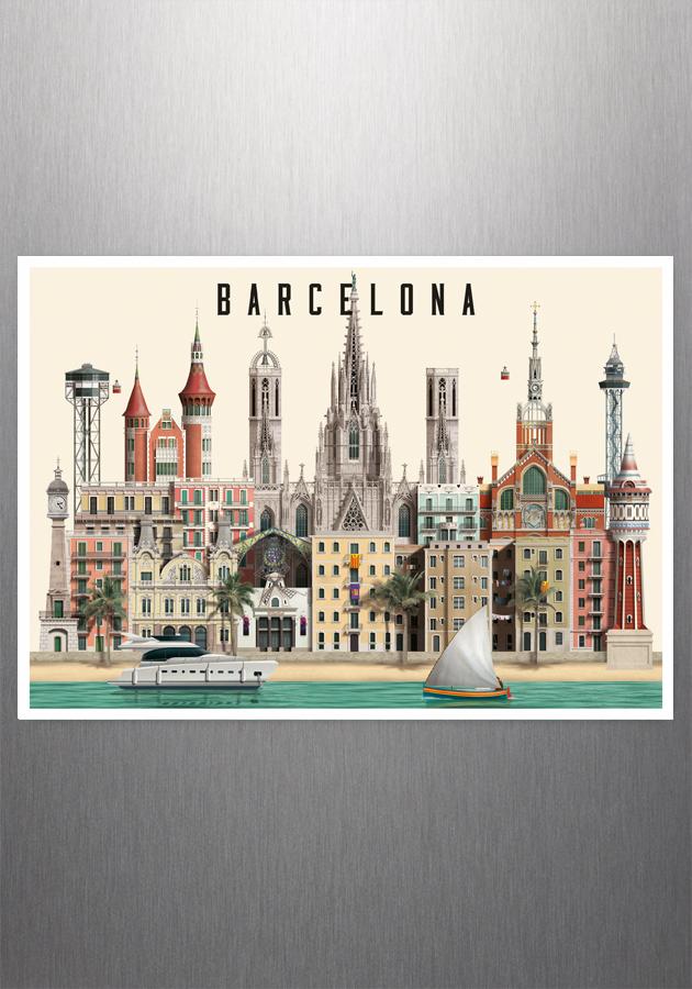 Barcelona magnet Martin Schwartz