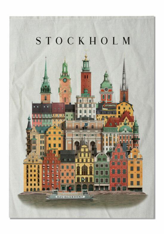 viskestykke Stockholm