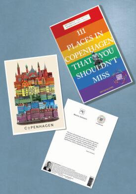 copenhagen2021 postcard